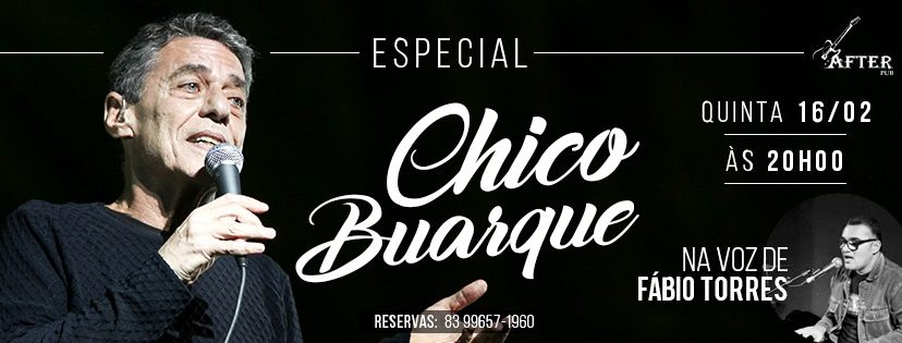 Especial Chico Buarque / After Pub