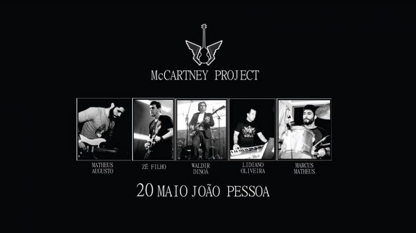 Usina da Música com McCartney Project / Café da Usina