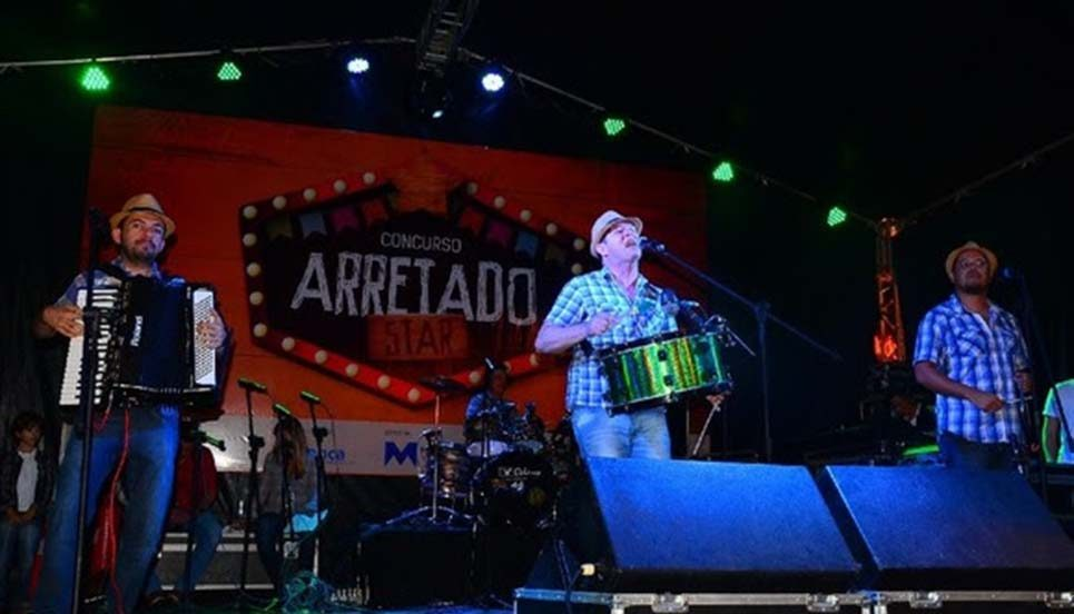 "Primeiras bandas classificadas para as finais do ""Arretado Star 2017"""