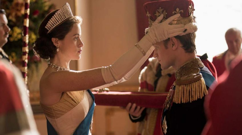 segunda temporada de the crown