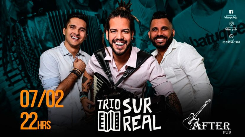 Trio Surreal e convidados | After Pub