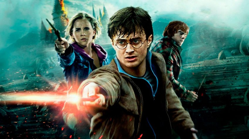 filmes de harry potter